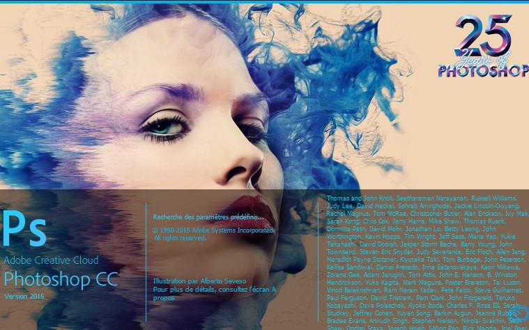 Nouveautés Adobe Photoshop CC 2015